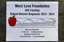 Gift Catalog 2013 - 2014