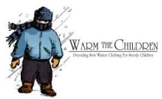 warm the children